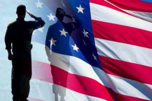 flag-salute-silhouette